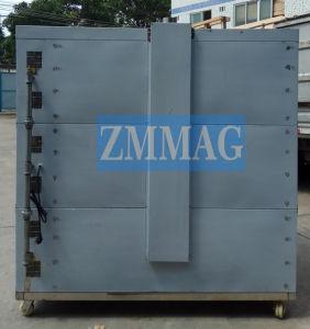 Duurzame 3 Laag 12 Oven van het Baksel van het Roestvrij staal van Dienbladen de Commerciële Elektrische voor Verkoop (zmc-312D)