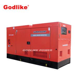 На заводе продажу дизельного двигателя Cummins генератор 350 квт/280квт Super Silent генераторах