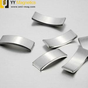 Металлокерамические неодимовые магниты в форме N52 Arc