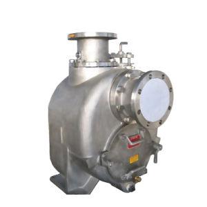 6 Enden-Absaugung-zentrifugale Abfall-Pumpe des Zoll-SS 316L