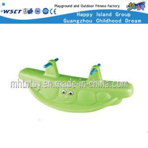 De plastic Wipplank van Eenden wankelt Geschommel HF-21504 van de Apparatuur van het Spel van de Tuin