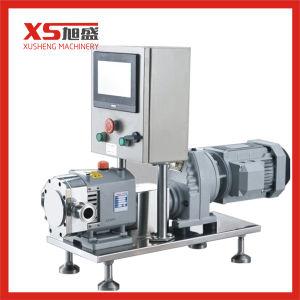 Acier inoxydable Semi-Open rotor pompe centrifuge