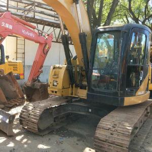 Escavatore utilizzato 313c del cingolo del trattore a cingoli da vendere