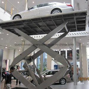 Hydraulisches elektrisches Auto Scissor Aufzug/Auto-Parken-Aufzug/Auto-Höhenruder