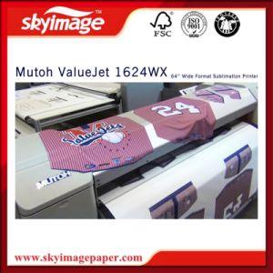 64  stampatrice di sublimazione di trasferimento di Mutoh Valuejet 1624wx per le bandierine