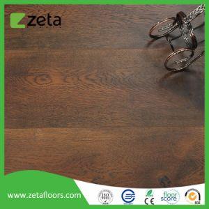 Los suelos estratificados de alta HDF madera resistente al agua con el medio ambiente Chanzghou
