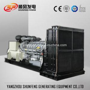 삼상 80kVA Perkins 전력 디젤 엔진 발전기 세트 EPA