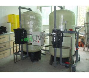 Ss304 санитарных жесткий умягчитель воды фильтра расплава полимера в системе обращения машины
