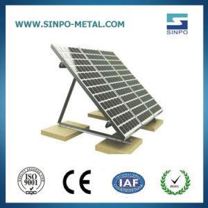 Алюминиевая система крепления солнечной энергии на крыше