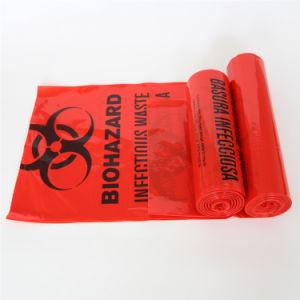 病院のためのプラスチックBiohazardの医学の殺菌のごみ袋