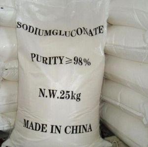 أكثر من 98. % نقاوة صناعة درجة بناء صوديوم سكرات