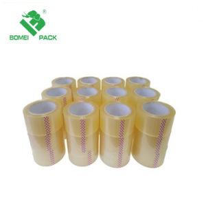 熱い溶解付着力の高力自己接着BOPPの包装テープ