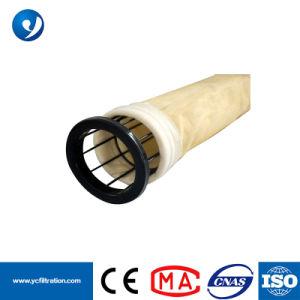 Manicotto di filtro dell'aria dei sacchetti filtro della polvere della Camera del sacchetto di PPS (polipropilene) PTFE P84