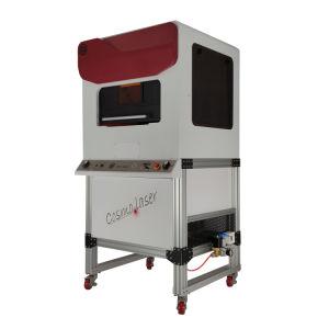 Traite de la haute précision mensuel Petite zone machine de découpage au laser à filtre