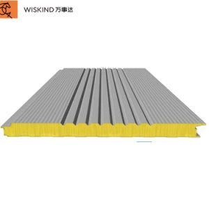 Material de construcción 2020 Environmental-Friendly PU (poliuretano) PIR / Paneles sándwich para almacén