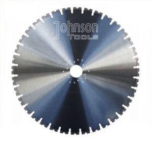600mm de alto rendimiento para las hojas de sierra de diamante de corte de hormigón armado