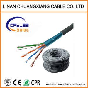 Кабель передачи данных для использования вне помещений FTP/SFTP Cat5e HDMI сетевой кабель компьютерной безопасности Communicatin кабель