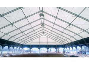 La construcción de estructuras de la membrana exterior OEM Tienda