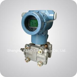 Hart 4-20mA capacitivo Transmissor de pressão diferencial