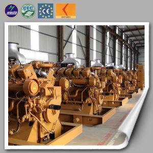 A energia verde marcação ISO melhor na China fabricante de geradores alimentados 500kw conjunto gerador de gás natural
