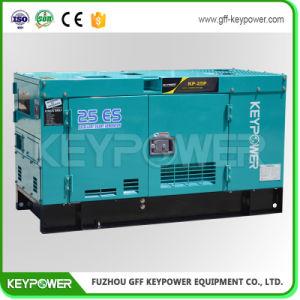 Diesel van het Type van Denyo de Stille Reeks van de Generator