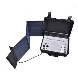300W 12V 15A Inverter-Ausgangsim freien beweglicher Solargenerator-Energien-Speicher-beweglicher Solargenerator