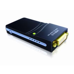 DVI/HDMI/VGA 다중 Display Adapter에 USB 2.0