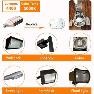 30W 180degré Rue lumière ETL lampe LED IP64 Kit de rattrapage