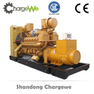 30kw-1000kw silencioso Generador Diesel con motor Jichai