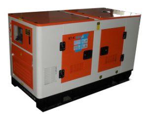 세륨 (10KW)를 가진 침묵하는 큰 디젤 엔진 발전기