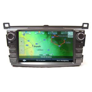 DVD GPS Car Multimedia Original for Toyota Rva4