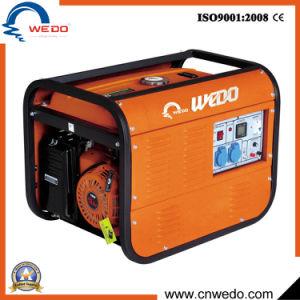 1 년 Warantee를 가진 Wedo 상표 5.0-6.0kw 4 치기 가솔린 발전기