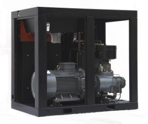 À l'arrêt et de configuration de l'état neuf 45kw 60HP vis du compresseur à air