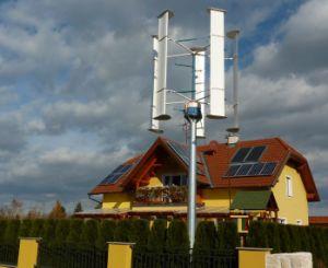 3kw Vertical Axis Wind Generator