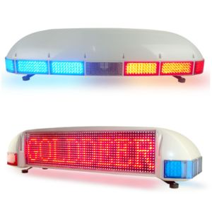 LED Display Lightbar für Vehicle (TBD18126)