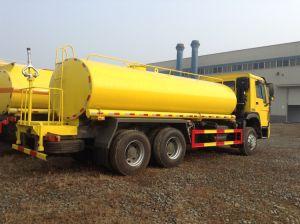 Vrachtwagen van het Water van de Sproeier van de Weg van de Prijs HOWO van Sinotruk de Duurzame 20cbm 6X4 voor Verkoop
