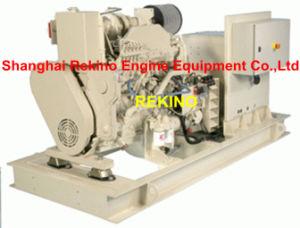 120 квт/150Ква 50Гц Cummins морских дизельных генераторах генератор (6CTA8.3-GM155/ MP-H)-120-4