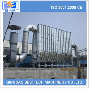 Collector van het Stof van de Stroom van de Lucht van 100% de Nieuwe Hoge Centrale