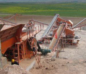 30-500 камень T/Hr задавливая завод, каменную обрабатывая машину, каменную обрабатывая линию каменную производственную линию