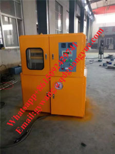 새로운 디자인 25ton 실험실 고무 PVC 조형 압박 기계