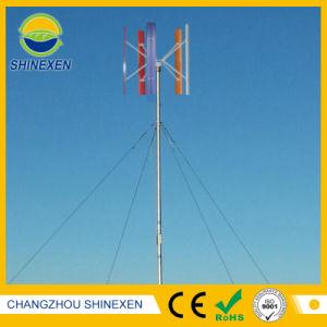generatore di turbina verticale del vento 50W