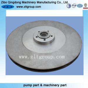 Moulage d'investissement Sainless Rotor de pompe à eau en acier