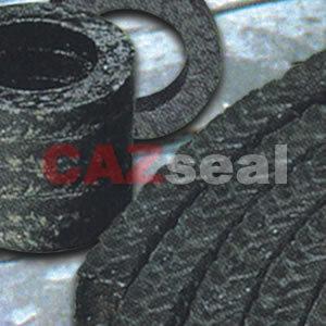 Grafiet Verpakking met Impregnatie PTFE (caz-240P)