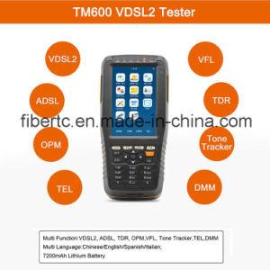 VDSL VDSL2 testador para Teste da linha Xdsl e ferramentas de manutenção (ADSL/ADSL2/ADSL2+/VDSL2 /READSL com o DMM Função)