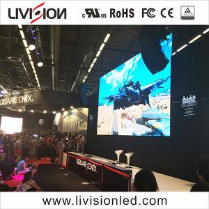 A alta resolução P3.91 LED HD de Cores de Tela / Visor LED em cores para interior