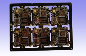 PCB de alta confiabilidade de camada 6/PCB/Placa de Circuito Impresso
