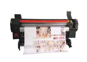 印刷ポスターのための6000W大きいフォーマットの印字機3.2mのインクジェット支払能力があるプリンター