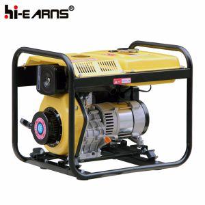 Tipo de estrutura aberta Air-Cooled conjunto gerador a diesel (DG2500)