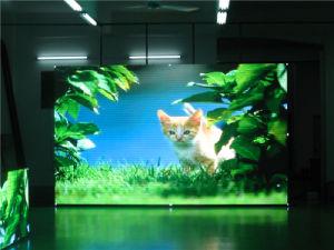 Paroi pleine couleur intérieure- monté P3/P4/P5/P6 Carte d'affichage à LED