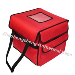 2018 Big Red isolés Sac de livraison pour la nourriture chaude et froide du refroidisseur de boîte